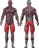 Жим ногами (угол 45 градусов)  CT 2046D - фото 2
