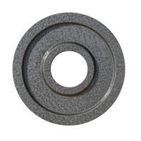 Диск JOHNS металлический, d51мм. 1,25кг., серый (71027)