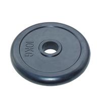 Диск JOHNS d51 мм, черн. обрезиненный, 10кг (71019-10B/51)
