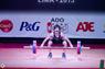 Помост тяжелоатлетический для соревнований DHS Olympic, (400х400х8см.) аттестованный IWF   - фото 4