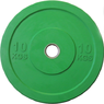 Диск «JOHNS» APOLO Bumper, d-51мм., цветной, цельно резиновый, 10 кг.   - фото 2