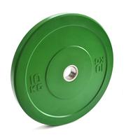 Диск «JOHNS» APOLO Bumper, d-51мм., цветной, цельно резиновый, 10 кг.