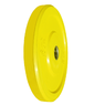 Диск APOLO Crossfit Bumper, цветной, 15 кг.   - фото 3