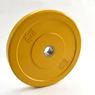 Диск APOLO Crossfit Bumper, цветной, 15 кг.   - фото 2