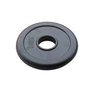 Диск JOHNS d51 мм черн. обрезиненный, 2,5кг (71019-2,5B/51)