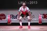 Помост тяжелоатлетический для соревнований DHS Olympic, (400х400х10см.) аттестованный IWF   - фото 5