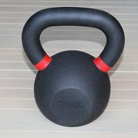 Гиря чугунная 20 кг. (с цветными метками) (HK105-20)