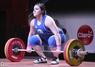 Штанга женская DHS Olympic 185 кг. для соревнований, аттестованная IWF   - фото 4