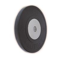 Диск тяжелоатлетический тренировочный DHS «VICTORY» 25 кг.(черный)
