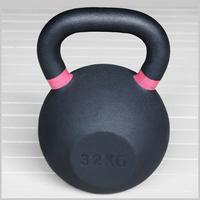 Гиря чугунная 32 кг. (с цветными метками) (HK105-32)