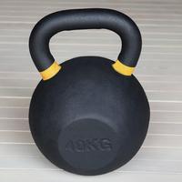 Гиря чугунная 40 кг. (с цветными метками) (HK105-40)
