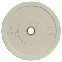 Диск «JOHNS» APOLO Bumper, d-51мм., цветной, цельно резиновый, 5 кг.