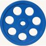 Диск JOHNS обрезиненный 20кг., d51мм., цветной  (71023-20С) - фото 2