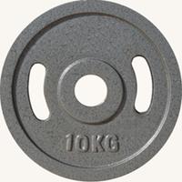 Диск JOHNS металлический, d51мм. 10 кг., серый (71027)