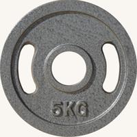 Диск JOHNS металлический, d51мм.  5 кг., серый (71027)