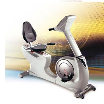 Велотренажер горизонтальный SUPERWEIGH, электро-магнитный ВE 7216 - фото 1
