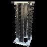 Стойка под гантели 4-х сторонняя (вертикальная на 20 пар)  AT-187 - фото 2