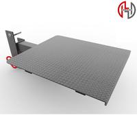 (HR1018) Степ платформа навесная