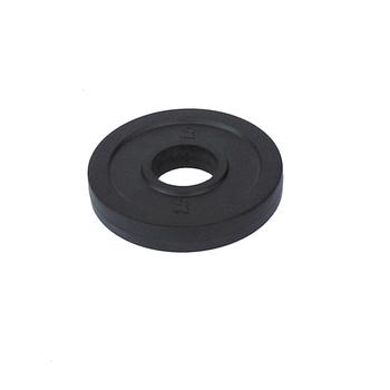Диск VERTEX Crossfit, черный  1,5 кг.  - фото 1