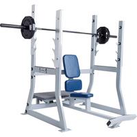 Олимпийская скамья для вертикального жима HS-4014