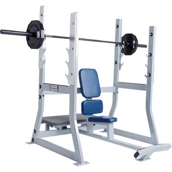 Олимпийская скамья для вертикального жима HS-4014 - фото 1