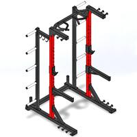 Силовая стойка мульти-функциональная HM9501B2