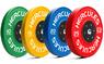 Диск тяжелоатлетический тренировочный «Hercules» NEW, 15 кг   - фото 3