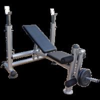 Силовая скамья с опцией для ног IREBH-32В