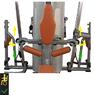 Мультистанция силовая 4-х стековая (для людей с ограниченными физическими возможностями)  OWM 115А - фото 4