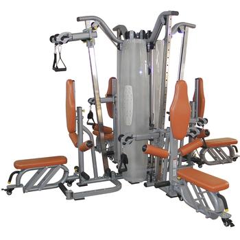 Мультистанция силовая 4-х стековая (для людей с ограниченными физическими возможностями) OWM 115А - фото 1
