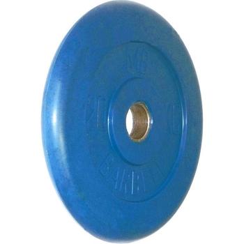 Диск обрезиненный цветной BARBELL 20 кг., d51мм  - фото 1