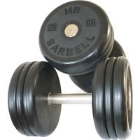Комплект гантелей  MB «Классик», 6 кг - 9 кг