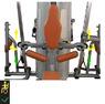 Мультистанция 4-х сторонняя, 4-х стековая, с доступностью для инвалидов  OWМ 115 - фото 4