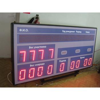 Судейская система для соревнований по т/а РФП-1151  - фото 1